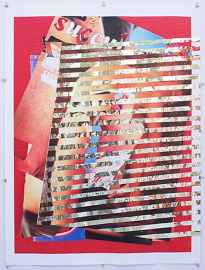 Paper, mylar (2015)